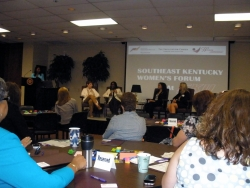 Women Leading Kentucky Forum